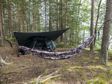 TTTM for relax and Abisko LW1 tent
